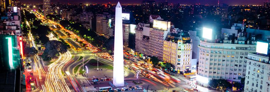 Circuit sur mesure en ligne pour visiter l'Argentine