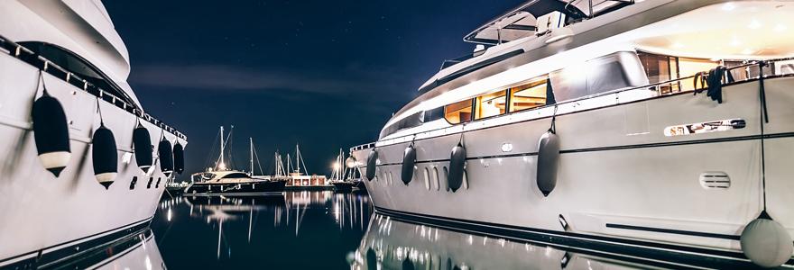 Voilier et catamarans